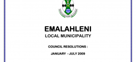 Emalahleni Local Municipality Vacancies Jobs Career Offers