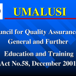 Umalusi Research Internship Jobs in SA