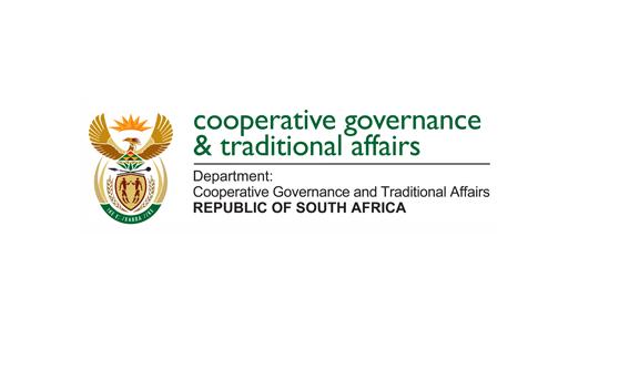 Dept Of Cooperative Governance Internships 2018 2019