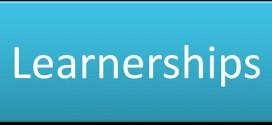 Learnerships 2014