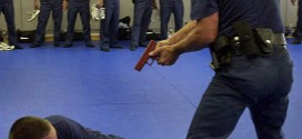 police training in South Africa