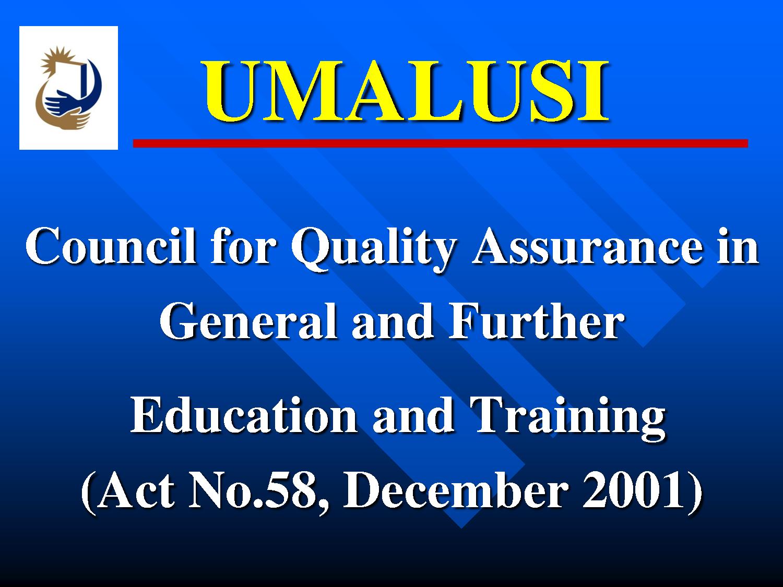 Umalusi Research Internship Jobs in SA
