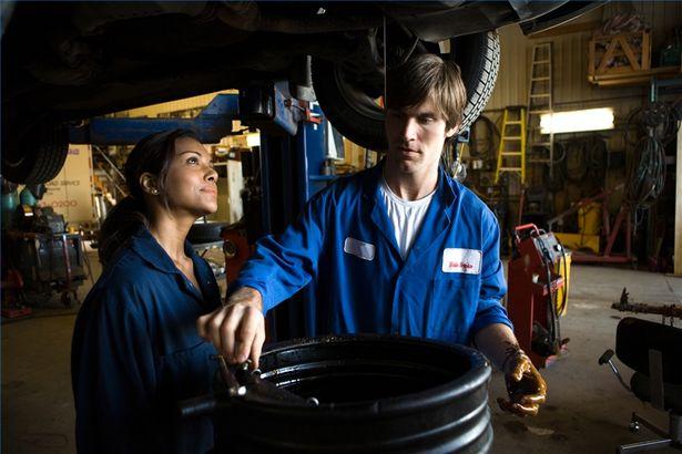 diesel mechanic training jobs