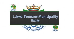 Lekwa Teemane Municipality Internship Opportunities Careers Jobs Vacancies