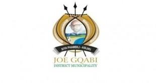 Joe Gqabi district Municipality Careers Jobs Vacancies Internships