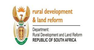 Dept Of Rural Development And Land Reform Careers Jobs Vacancies Internships Bursaries