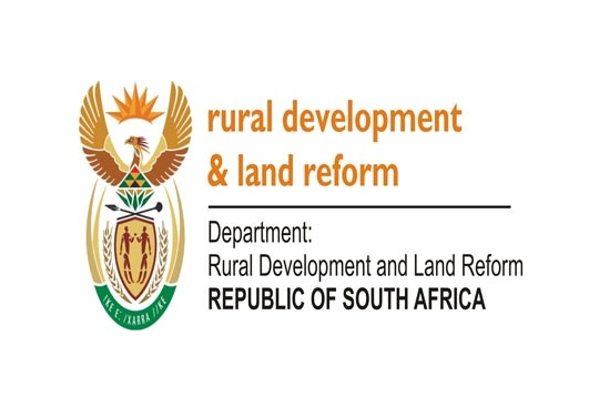 Image result for Department Of Rural Development and Land ReformVacancies 2017
